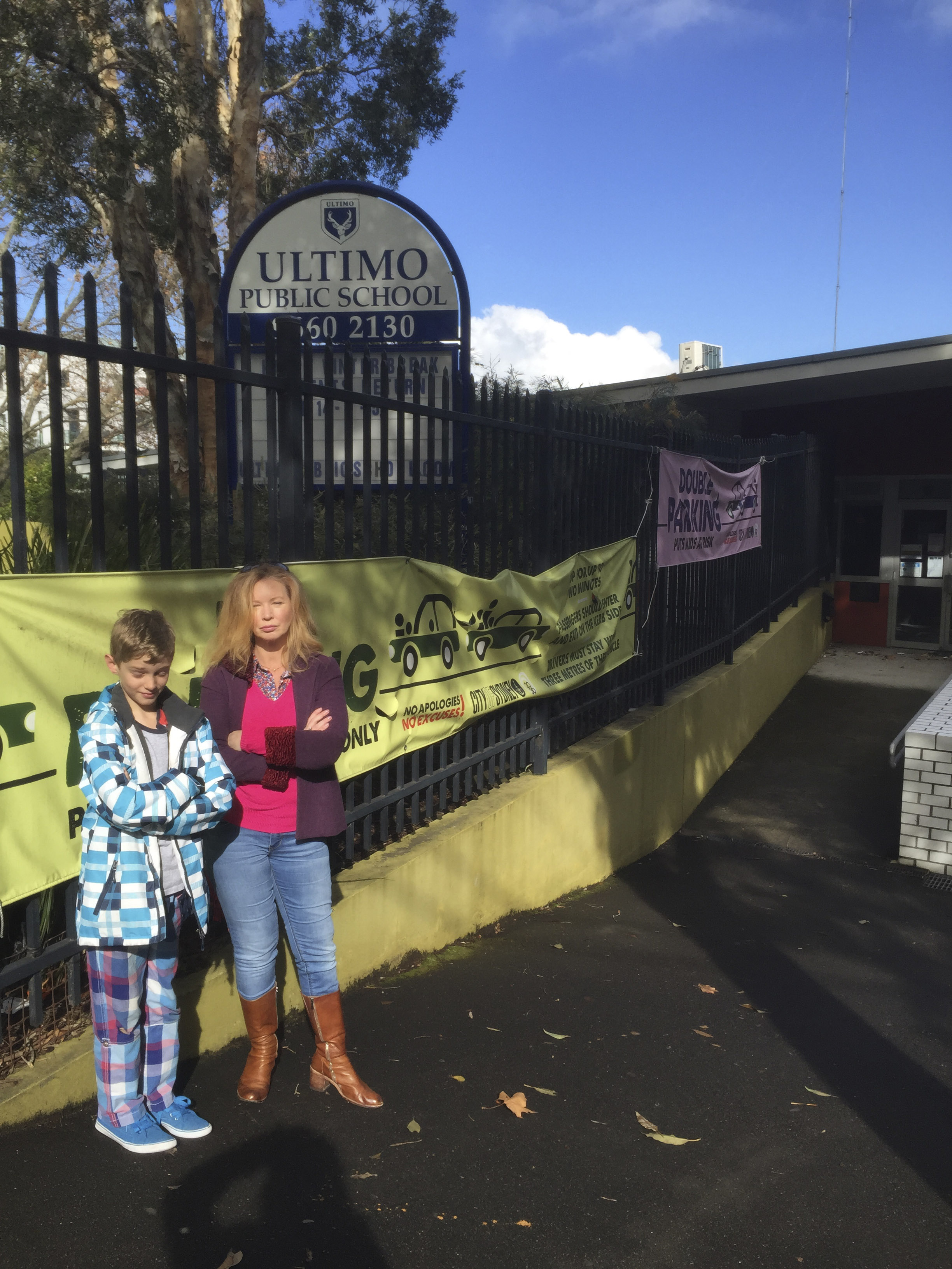 Ultimo Public School left in the lurch
