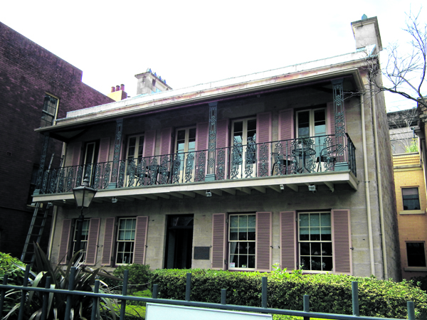 No equity for Millers Point Residents