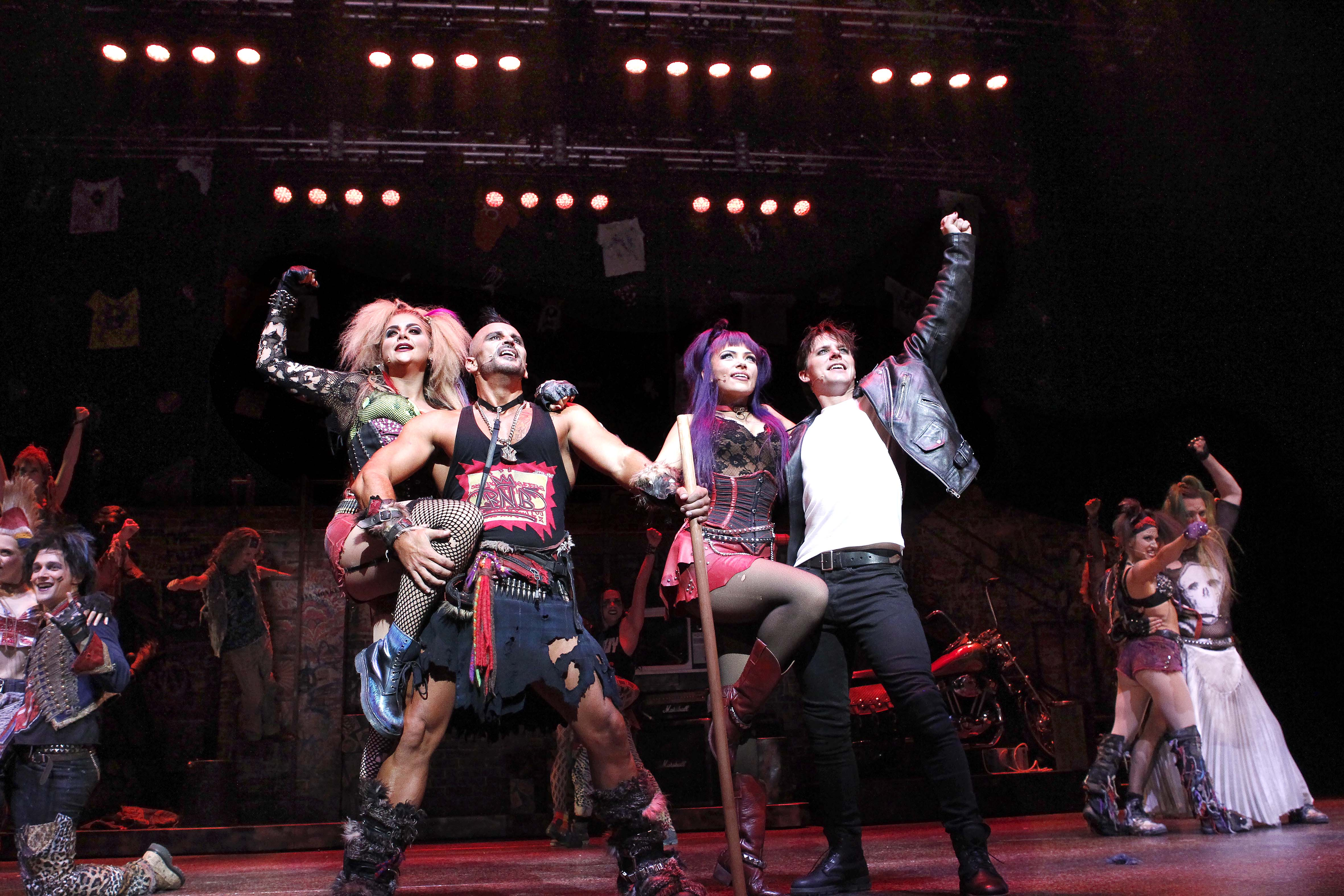 We Will Rock You AU