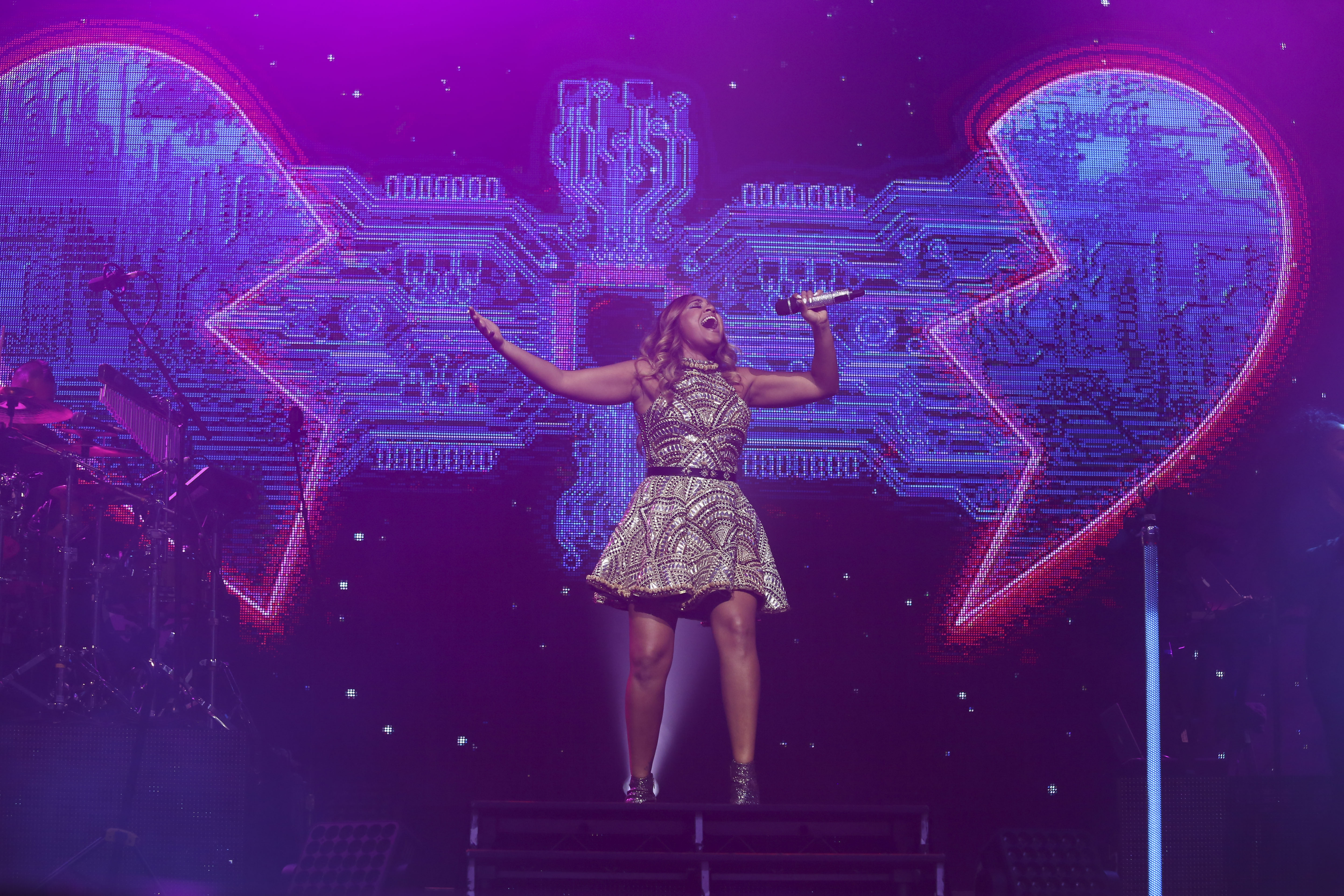 REVIEW: Jessica Mauboy – All The Hits Live