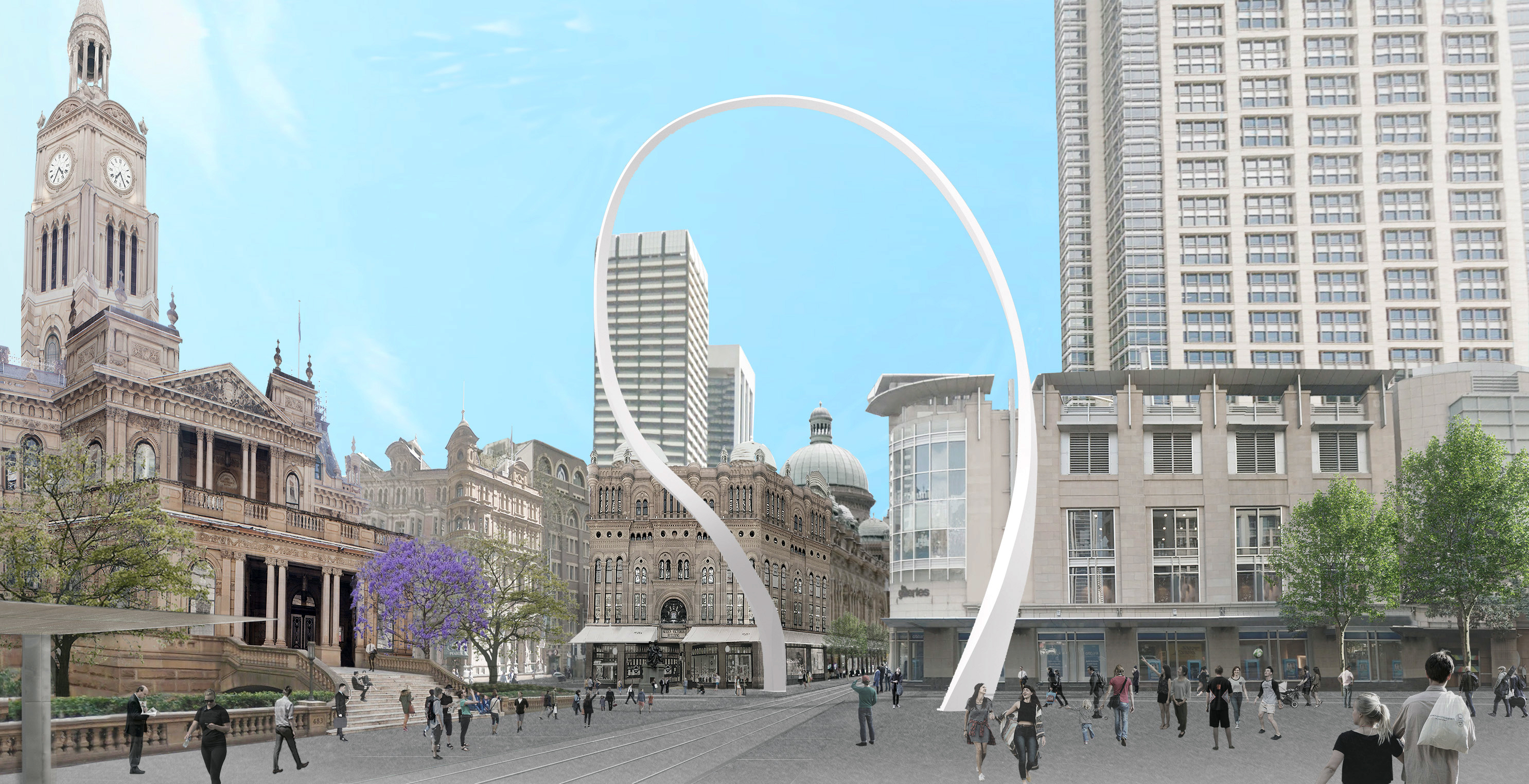 Eyebrows arch as sculpture's costs soar skyward