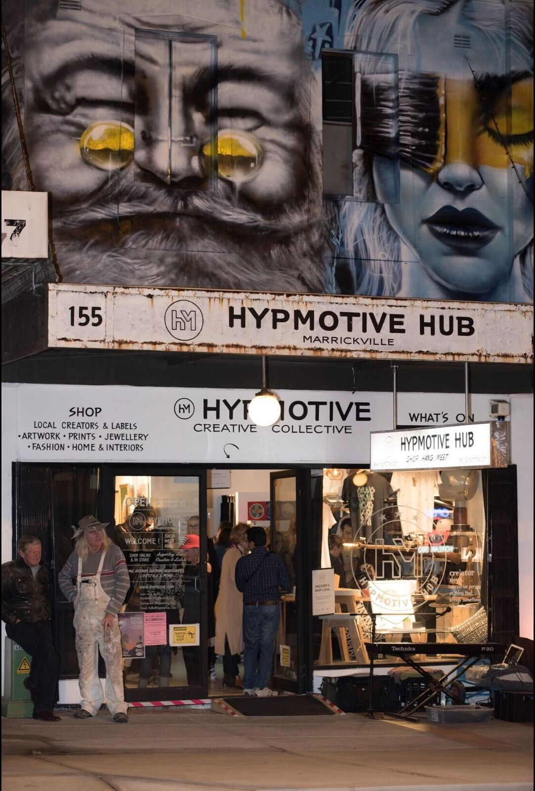 BEST CREATIVE HUB – HYPMOTIVE