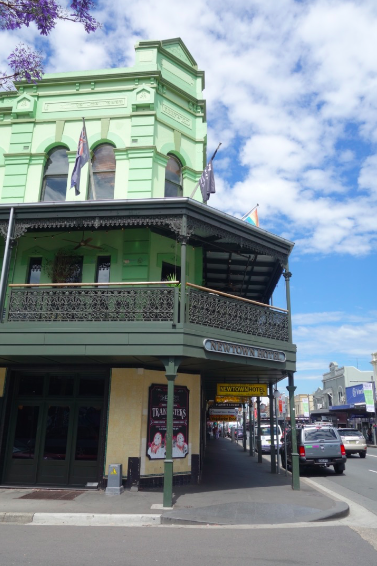 The Newtown Hotel