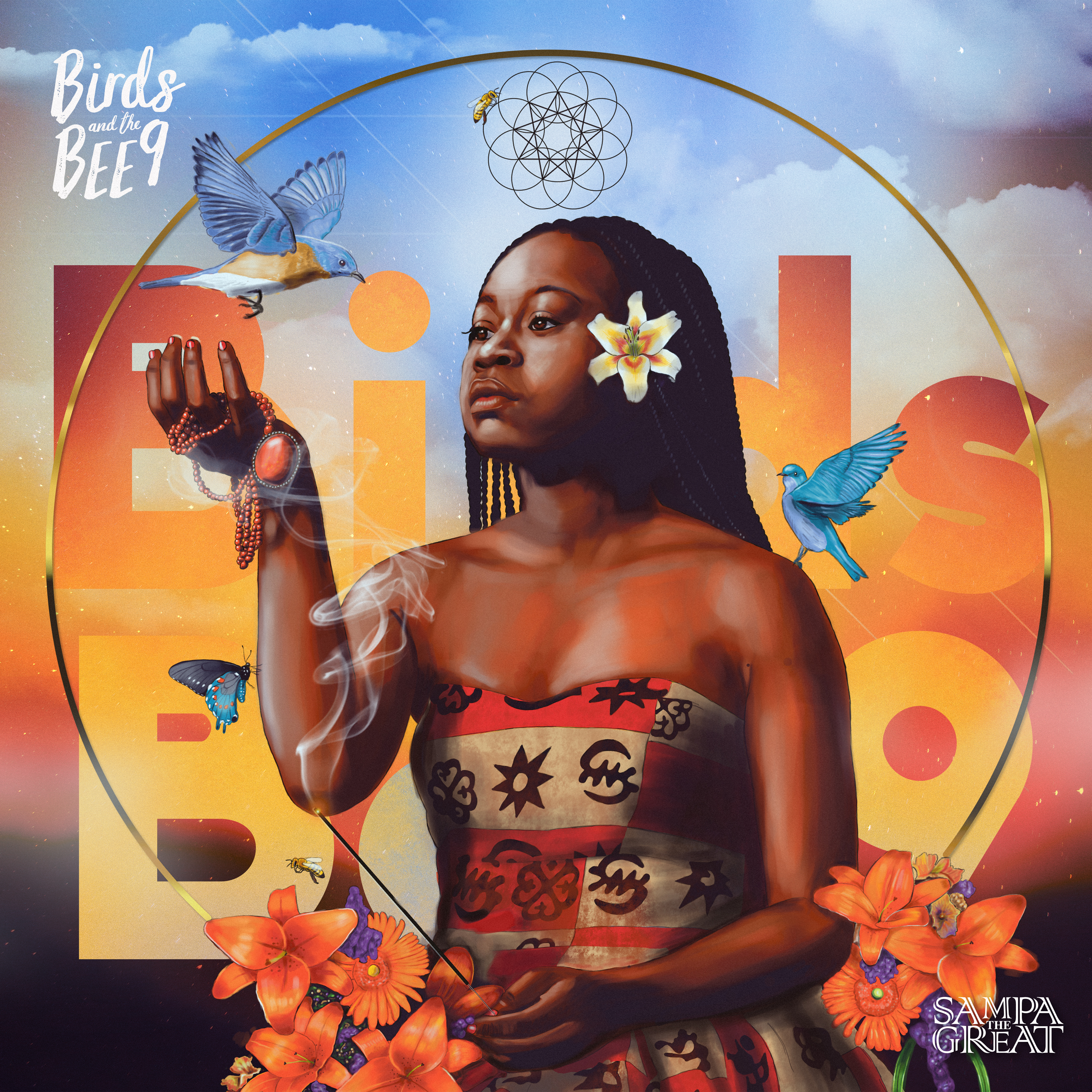 Sampa The Great – Birds And The BEE9
