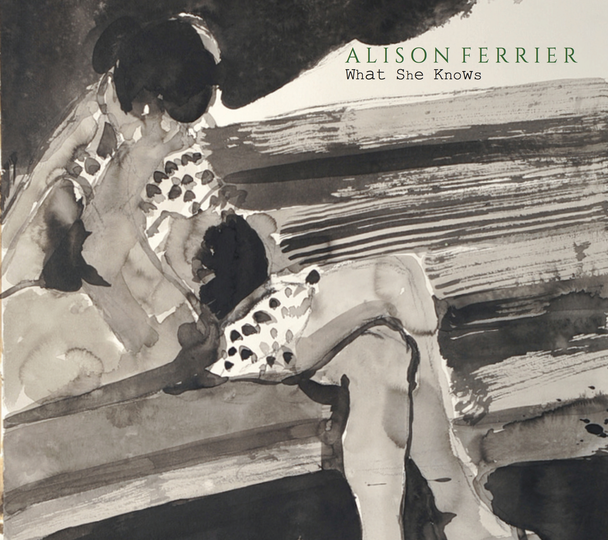 Alison Ferrier – What She Knows