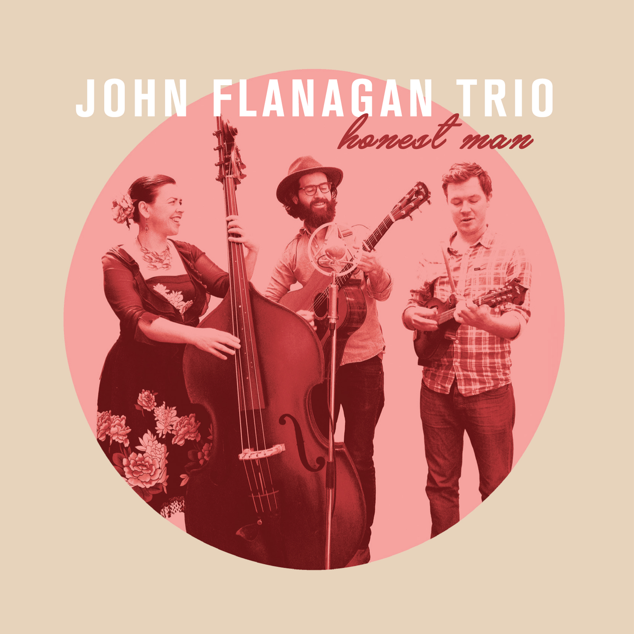 John Flanagan Trio – Honest Man