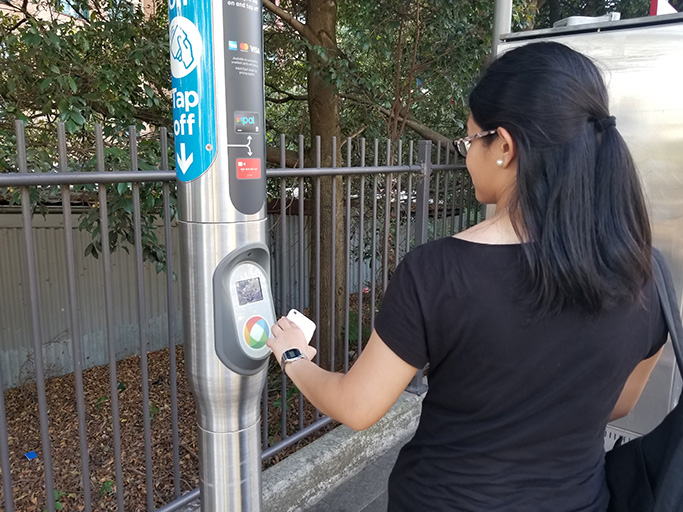 Commuters data could be swiped