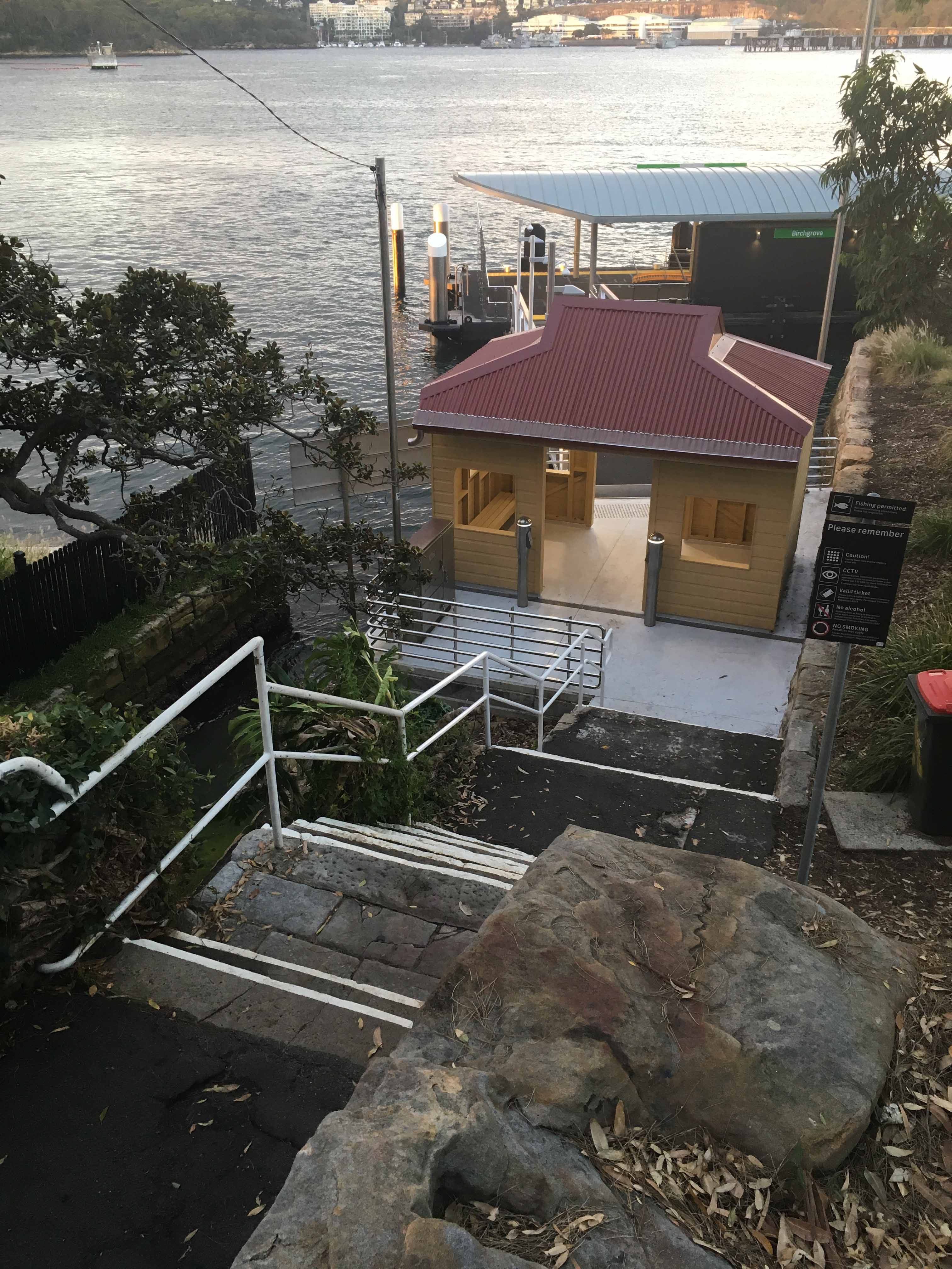 Disability ramp too ugly for Council