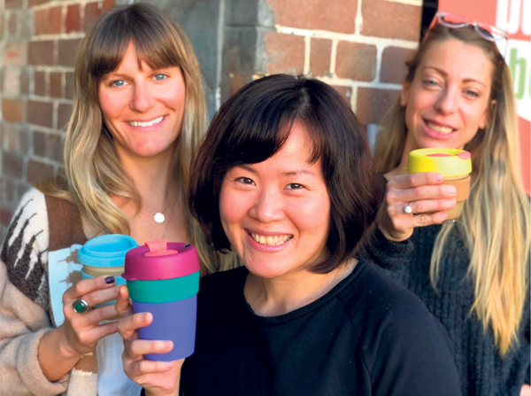 Inner West joins the fight against single use cups