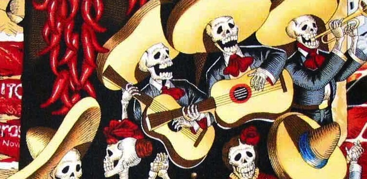 THE NAKED CITY – Day Of The Dead!