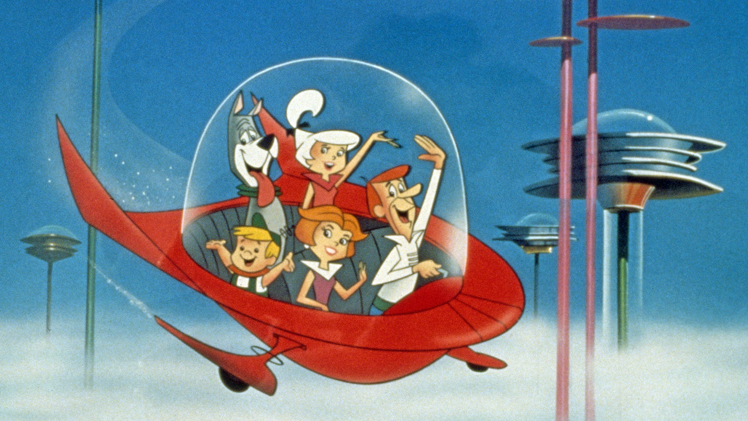 THE NAKED CITY: The 'Jetsons' Syndrome