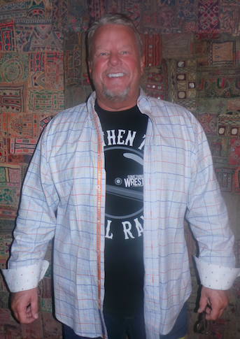 Something To Wrestle With Bruce Prichard Live