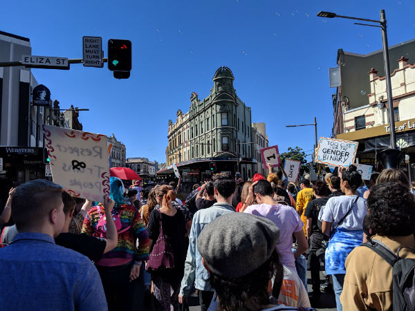 Trans Power: The call for inclusivity