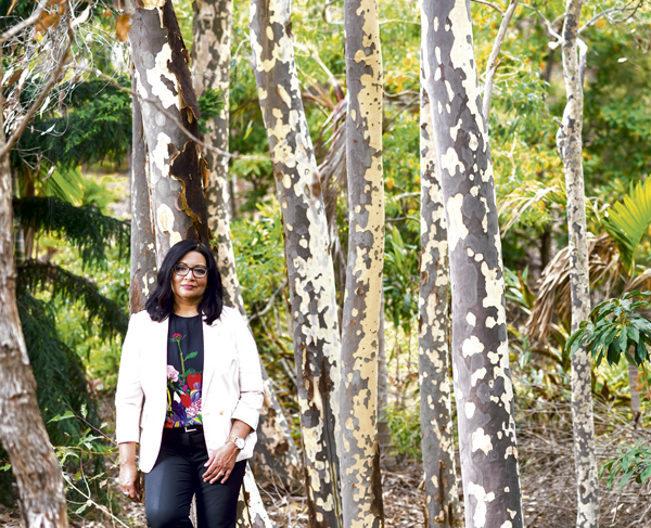 Faruqi's voice for nature