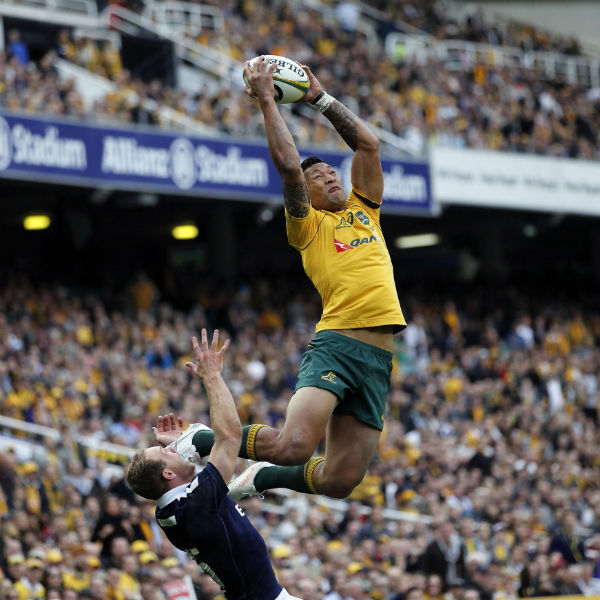 Free speech fails Folau