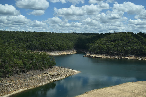 Dam water restrictions affect Eastern Suburbs