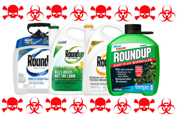 Weedkiller on trial