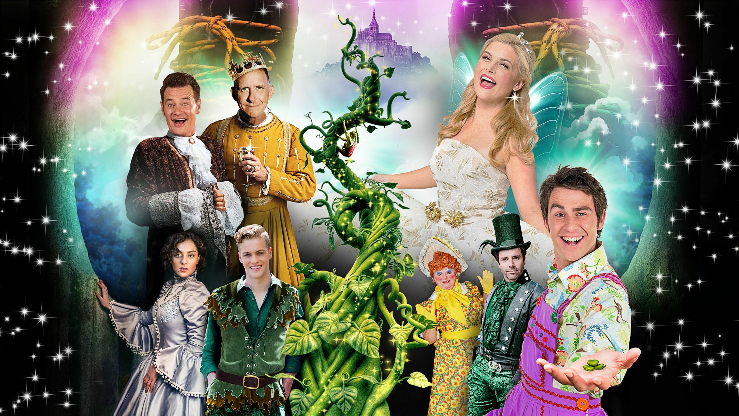 Jack And The Beanstalk 3D