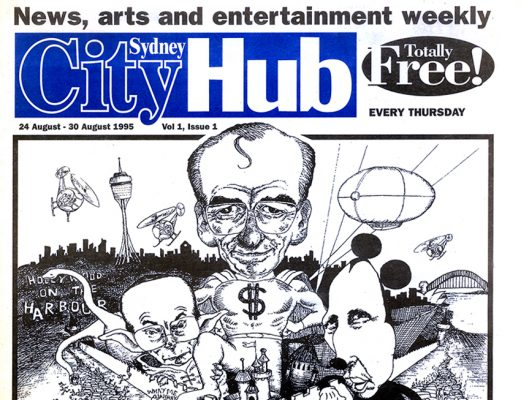 The City Hub celebrates its birthday with a new website