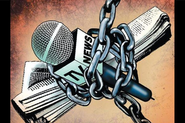 Newspapers fire warning shot for press freedoms