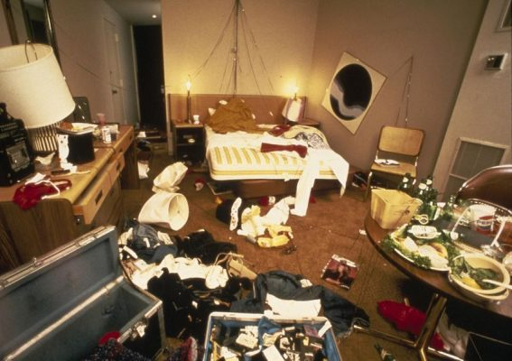THE NAKED CITY – THE ARIA AFTERMATH!