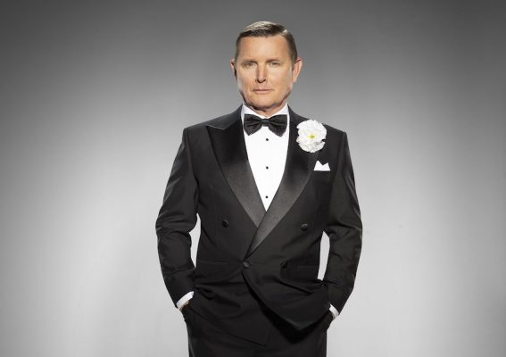 Tom Burlinson – Swingin' The Great Standards