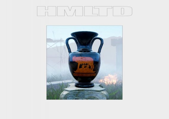HMLTD – West Of Eden