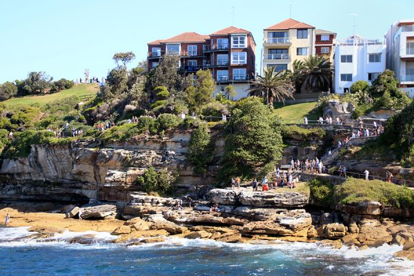 Bondi to Bronte coastal walk closed