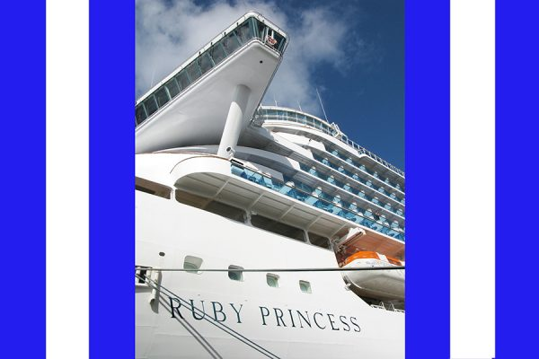 Hillsong link to Ruby Princess claimed