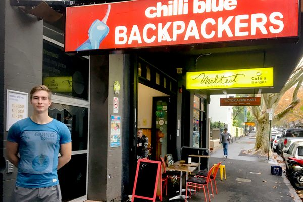Downunder backpackers in Covid limbo