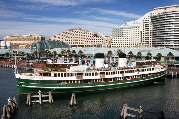 Alex Greenwich rejects Mirvac's Darling Harbour proposal