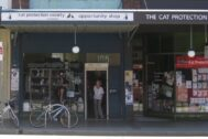 Cat Protection Society Op Shop To Close After 40+ Years