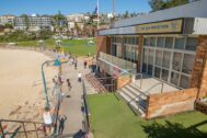 Bronte Surf Club upgrade making waves