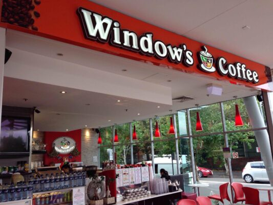 Window's Coffee