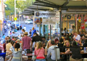 Sydney's summer alfresco revival