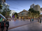 George Street tender exemption splits council