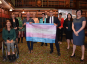 NSW lower house votes unanimously to support transgender people
