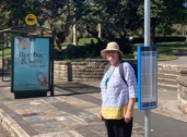 Lack of Leichhardt bus stop shelters leaves locals livid