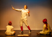 REVIEW: William Shakespeare's Long Lost First Play