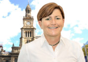 Christine Forster to stand down following election