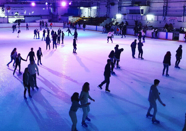 Canterbury Olympic Ice Rink Turns 50
