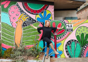 "Council ""plays cupid"" for street artists and property owners"