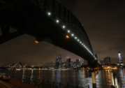 Lights out over Sydney for Earth Hour