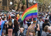 NSW Police attempt to block Mardi Gras pride protest