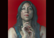 Portrait Of Kate Ceberano Wins Archibald Packing Room Prize 2021