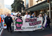 """Parental rights and religious freedoms: Protesters rally to """"kill the bills"""""""