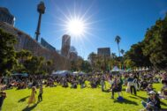 Sydney lockdown strikes NAIDOC week celebrations for the second year in a row
