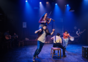 REVIEW: Once – The Musical