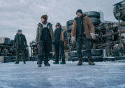 Liam Neeson Takes To 'The Ice Road'