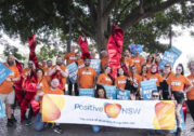 BEST HIV SUPPORT – Positive Life NSW